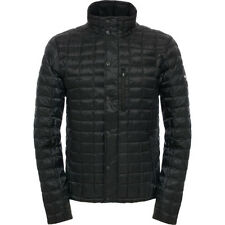 North Face Denali Thermoball Mens Jacket Synthetic Fill - Tnf Black All Sizes