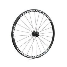 Ruota anteriore Fixie scatto fisso fixed nero 2016 AMBROSIO fixed