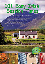 101 Easy Irish Session Tunes Book Only - Dave Mallinson