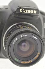 28mm F2.8 WIDE PRIME LENS for CANON DSLR EOS EF-S DIGITAL SLR  with CLOSE FOCUS