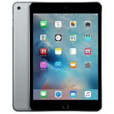 +Brand New Apple iPad mini 4 Wi-Fi 16GB - Space Gray (MK6J2LL/A) Sealed Pack+