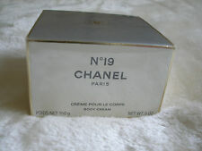 BRAND NEW AND SEALED RARE AUTHENTIC CHANEL NO. 19 BODY CREAM 150g