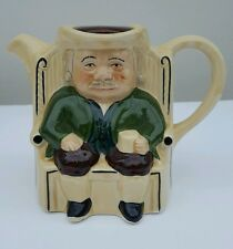 Tony Wood Darby & Joan Teapot