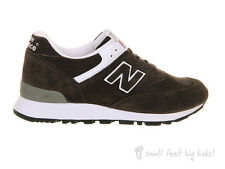 NEW BALANCE 576 WOMENS TRAINERS BROWN SUEDE RARE SIZE 4 4.5 5 6 36.5 37 37.5 38