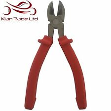 """QUALITY 6"""" SIDE CUTTING PLIERS / NIPPERS COMFORTABLE GRIPS CUTTER HEAVY DUTY"""