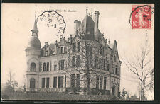 remarquable CPA Lavardac, Le Chatelet 1913