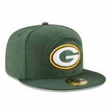 New Era 59FIFTY NFL Side Line Green Bay Packers Fitted Cap