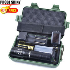 Super Bright X800 shadowhawk CREE T6 LED Flashlight Torch Lamp G700 Light Kit UK