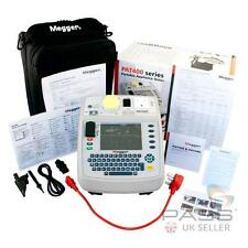 NEW Megger PAT420 Fully Downloadable Professional PAT Tester (1000-752) / UK Sto