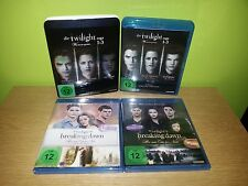 Die Twilight Saga New Moon Eclipse Breaking Dawn Limited Extended Fan Edition