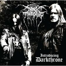 CD Introducing Darkthrone - 2CD DARKTHRONE
