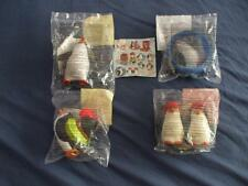 McDONALDS HAPPY MEAL TOYS:PENGUINS OF MADAGASCAR 2014 :4 TO CHOOSE FROM MENU