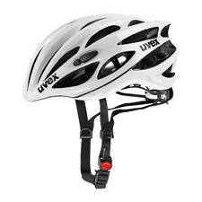 Uvex Race 1 Cycling Helmet White 51-55cm - Damaged Packaging