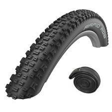 "27.5"" X 2.10 650B SCHWALBE RAPID ROB Bike Cycle Tyre + FREE TUBE*"