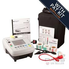 NEW Megger PAT320 PAT Tester Kit + FREE Accessory Bundle Worth £140!