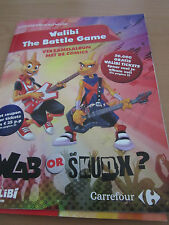 Walibi; the battle game volledig boek