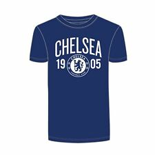 Chelsea FC Mens Official Established Football Crest T-Shirt