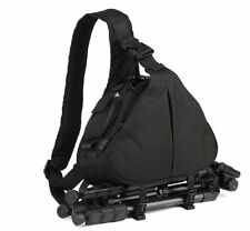 Croco� Pro Sling Case DSLR SLR Lens Tripod All Weather Large Bag for Canon
