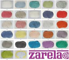 Debbie Bliss Eco Baby 100 Organic Cotton Knitting Yarn Wool All Colours
