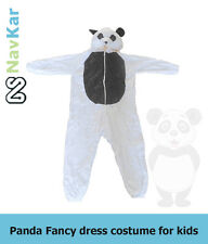 Panda Costumes for Fancy Dress Compitetion | Animal Fancy Dress Costume for Kids