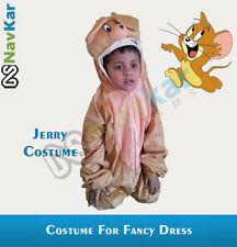 Popular Cartoon Character Jerry Costume for Kids