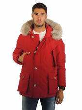 WOOLRICH Uomo - Arctic Parka Anorak- Col. ROSSO
