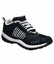 Champs Bindas Air Black & White Sports/Running/GYM/Casual Shoe For Men's.