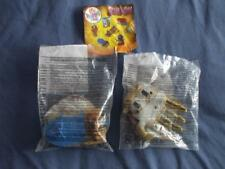 McDONALDS HAPPY MEAL TOYS:SCOOBY-DOO! 2010 :2 TO CHOOSE FROM MENU