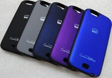 IMPORTED LOGO SERIES SOFT+HARD BACK CASE COVER FOR MICROMAX CANVAS TURBO A250