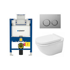 Grohe 67205 Air Wc Dual Flush Wall Plate Ebay
