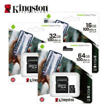 Kingston 80MB 8GB 16GB 32GB 64GB  micro SD HC / SDXC UHS-I Class10 Memory Card