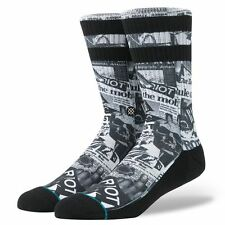 Stance Socks black ANTHEM HEADLINES M526C16HEA **NEU**