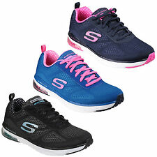 Skechers Skech Air Infinity SK12111 Workout Womens Trainers Shoes UK3-8