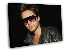 Jared Leto Hot actor Singer Print CANVAS Toile