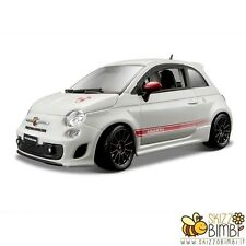 Bburago abarth 500 esseesse scala 1:24