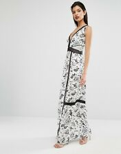 Self Portrait Clarissa Maxi Dress RRP £300