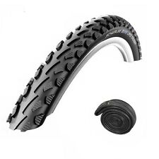 28 x 1.75 (29ER) SCHWALBE LAND CRUISER KNOBLY Bike Tyre + FREE TUBE*
