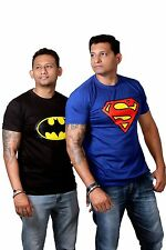 T-Shirt Tshirts Combo ( Superman and batman ) t shirts for mens