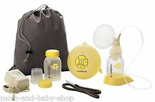 MEDELA SWING BREASTPUMP SINGLE ELECTRIC BREAST PUMP 2-PHASE EXPRESSION #67050