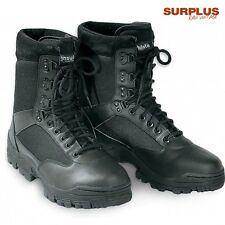 Surplus Uomo Stivaletti Scarpe 9 Buchi Security 39 40 41 42 43 44 45 46 47