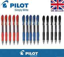 Pilot G2 Retractable Rollerball Gel Ink Pen 0.7mm BLUE OR RED OR BLACK INK