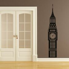 Big Ben Landmark London Regno Unito Wall Stickers Home Decor Art Stickers