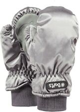 Barts Nylon Mitts Kinder Handschuhe Fausthandschuhe - silver