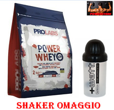 PROLABS - POWER WHEY 900 GR - PROTEINE SIERO DEL LATTE ISOLATE