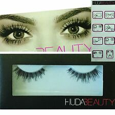 Huda Beauty False Eyelashes Messy Cross Thick Natural Fake Eye Lashes