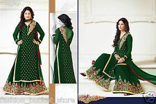 Bollywood Designer Georgette Bridal Palazzo Salwar Suit