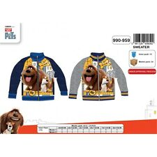 veste enfant Secret Life Of Pets/ sweat comme des bêtes 3/ 8 ans, sweat polaire
