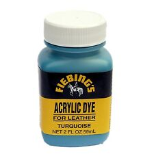 FIEBINGS ACRILICO DYE PER PELLE - 57ml / 59ML - PERMANENTE COLORAZIONE DYE