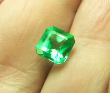 1.66 ct Natural Colombian Emerald Certified