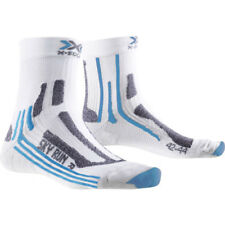 X Socks Sky Run 2 Womens Underwear Sports - White Turquoise All Sizes